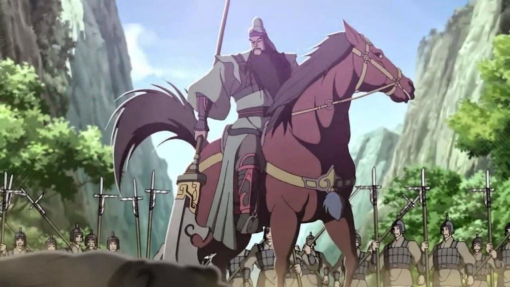 Xem phim Tam Quốc Chí - Dynasty Warriors | Romance Of The Three Kingdoms Vietsub