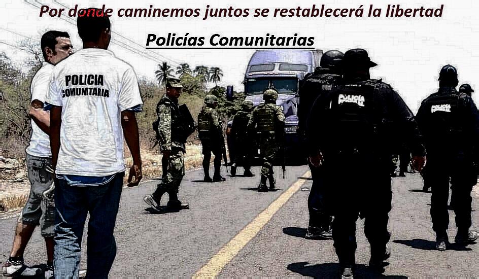 Policía Comunitaria Tepalcatepec