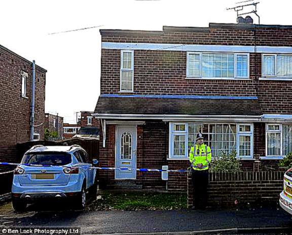 Doncaster couple found dead in suspected murder suicide pictured