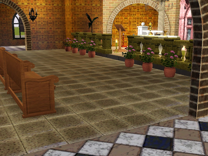 sims3 temple
