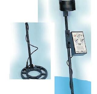 schema electrique Réalisation électronique d'un détecteur de métaux très sensible montage