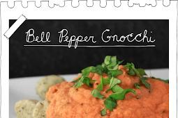 Bell Pepper Gnocchi