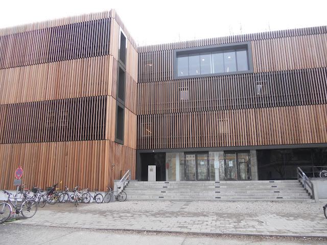 Bezirkszentralbibliothek Frankfurter Allee