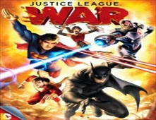 فيلم Justice League: War