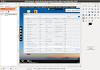 Gimp 2.7.4 en Ubuntu en modo ventana única