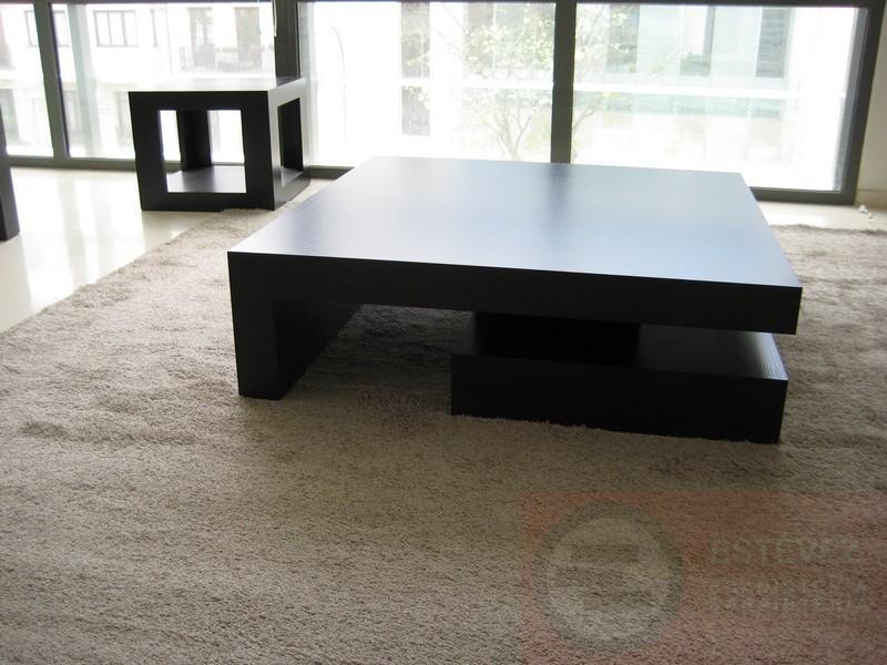 Fabrica de mesas de centro a medida en madrid - Mesas color wengue ...