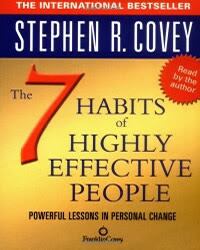 Motivational book that can inspire you: The 7 Habits of Highly Effective People