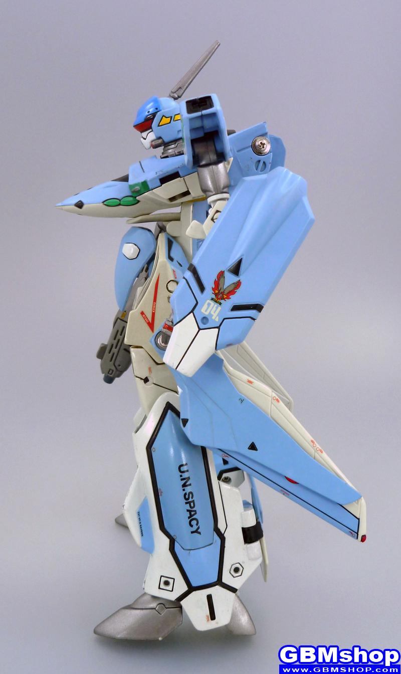 Macross Yamato 1/72 VF-X2 VF-19A VF-X Ravens Excalibur Battroid Mode