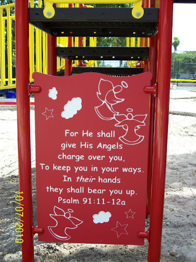 Church Playground Equipment
