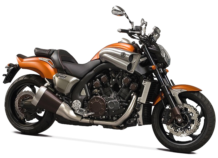 Fast Bikes Online: Yamaha V-Max 2011
