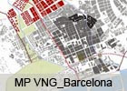 EXTENSION PLAN VNG-NORD, BARCELONA. Restricted competition, 2nd Prize
