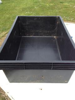 Mon bassin construction de mon nouveau bassin ext rieur for Les echanges exterieur cours bac