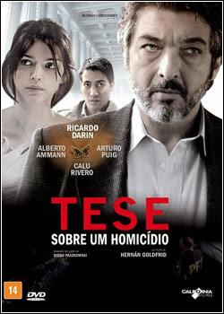 Download - Tese Sobre um Homicídio – DVDRip AVI Dual Áudio + RMVB + H264 Dublado ( 2013 )