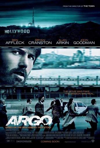 Argo, cartel de la película