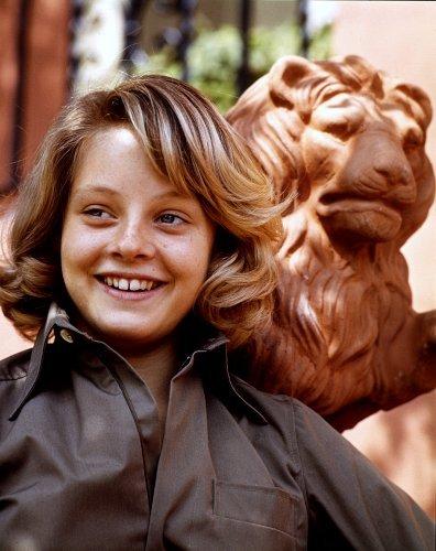 Como han cambiado: Jodie Foster