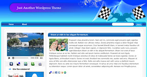 Free Wordpress Theme - IcePress