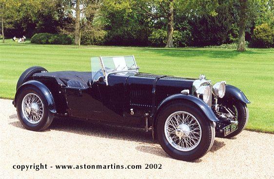 Aston Martin Le Mans, 1932 г.