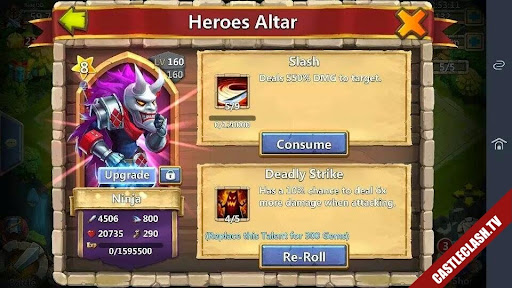 Buy sell castle clash account