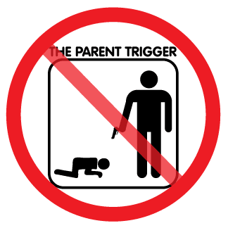Parent trigger laws portrayed, At the Chalkface