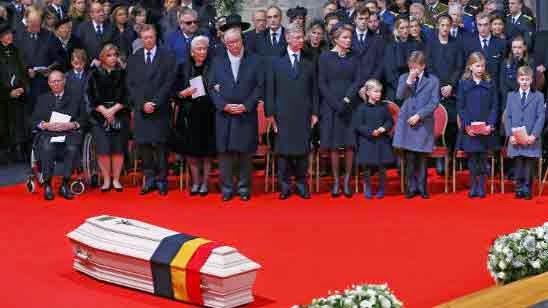 funeral de estado. vida más allá