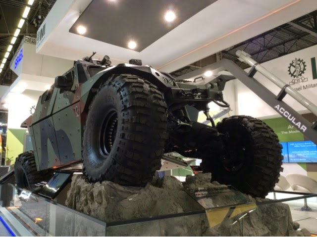IMI Combat Guard 4x4