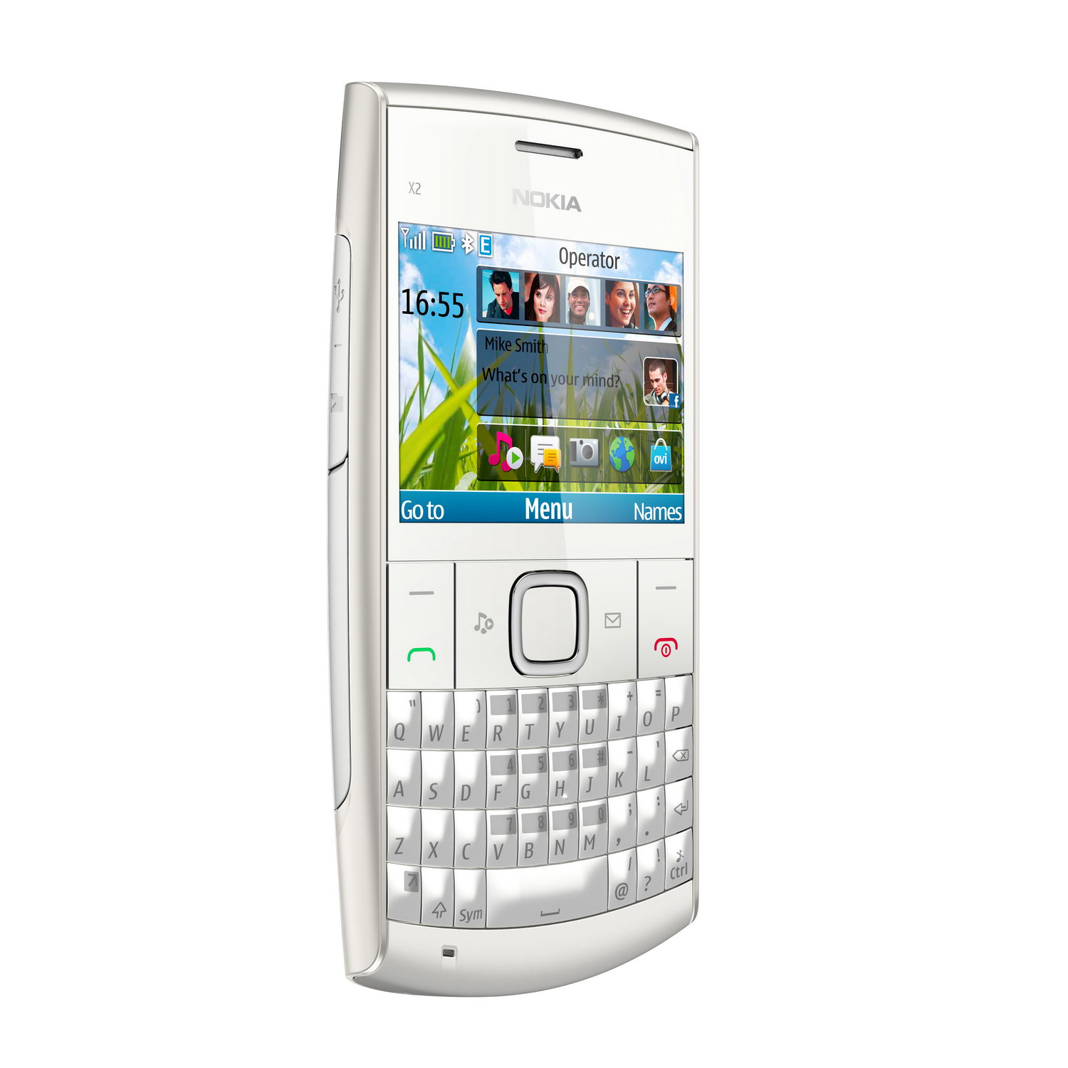 Most Affordable QWERTY Phone–The Nokia X2-01, now available in ...
