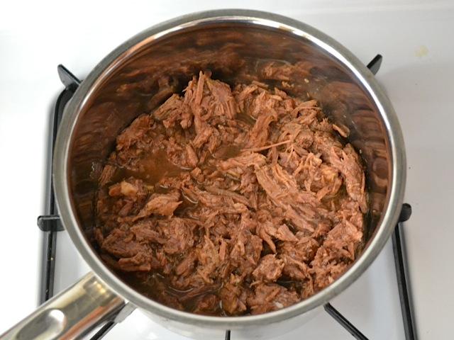 reheat beef