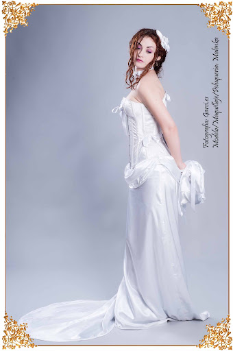 "Miss Self. Destructive, colección novias ""My sweet neo victorian bride"""