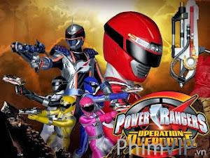 Siêu Nhân Cao Tốc - Power Ranger Operation Overdrive poster