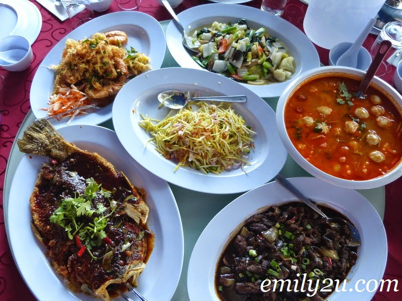 Payang Serai Restaurant Kuala Terengganu