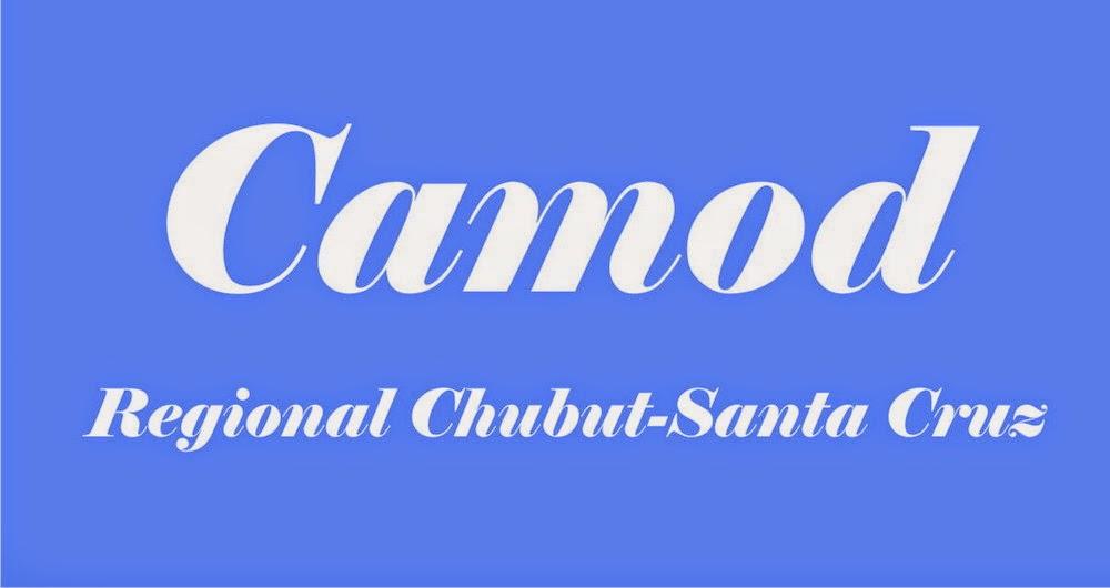 Camod Chubut-Santa Cruz (El Podio Sur).