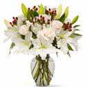 Elegant Valentine's Bouquets for under $50.00 (U.S.)