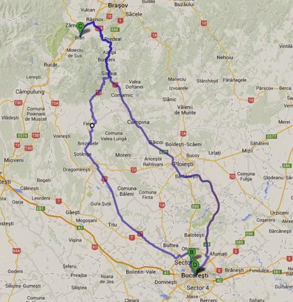 passeando - Passeando pelos Balcãs... rumo à Roménia! - Página 11 Bucareste+