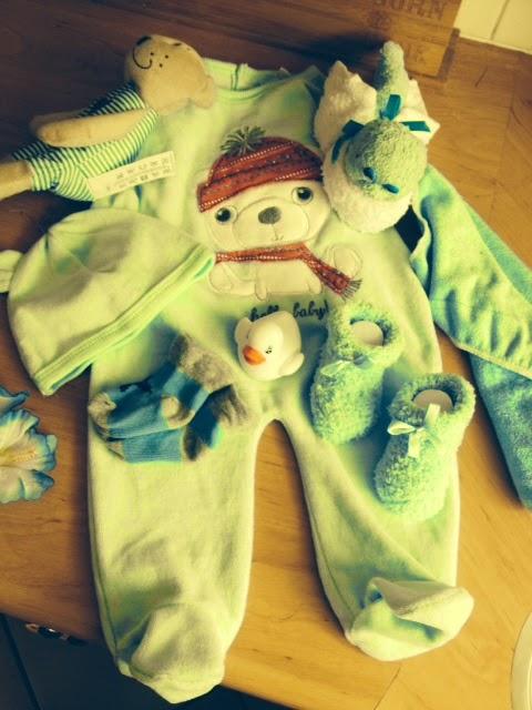 kraamcadeau voor een babyshower of kraamfeest