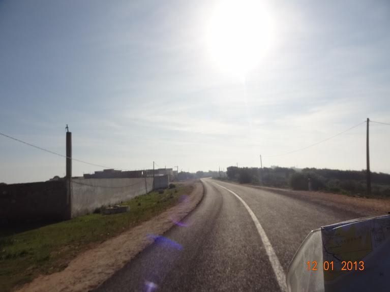 marrocos - Marrocos e Mauritãnia a Queimar Pneu e Gasolina DSC05466