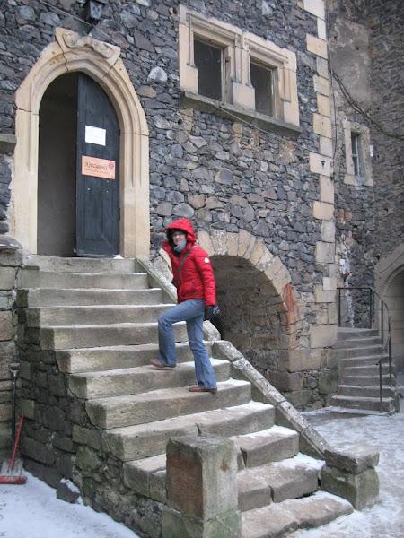 Zamek Grodziec - wejście do Zamku