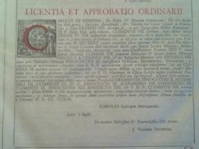 Licencia y aprobación