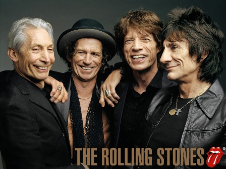 Image result for the rolling stones band