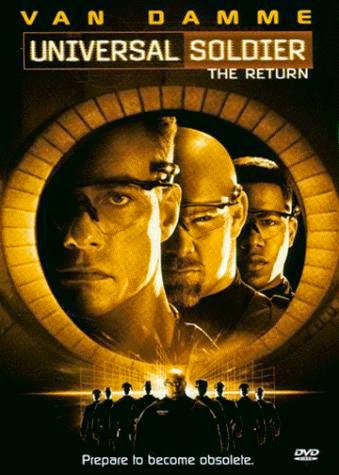 Poster Of Universal Soldier: The Return (1999) Full Movie Hindi Dubbed Free Download Watch Online At Alldownloads4u.Com