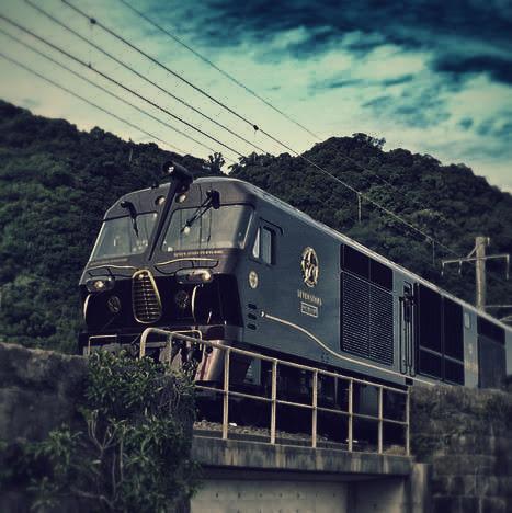 ななつ星in九州