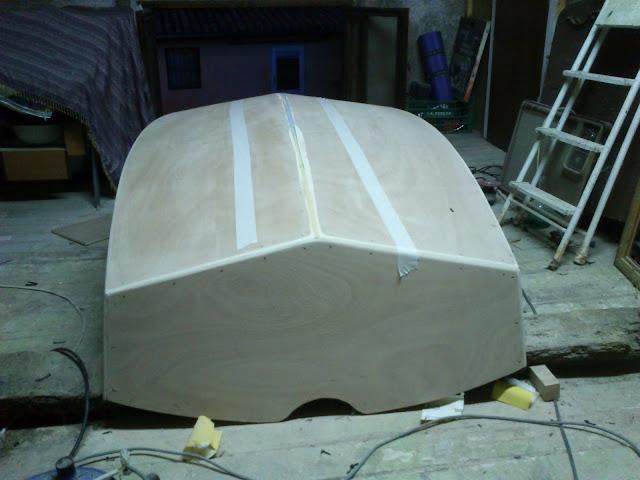 Construcción de mi primer bote 2012-08-14