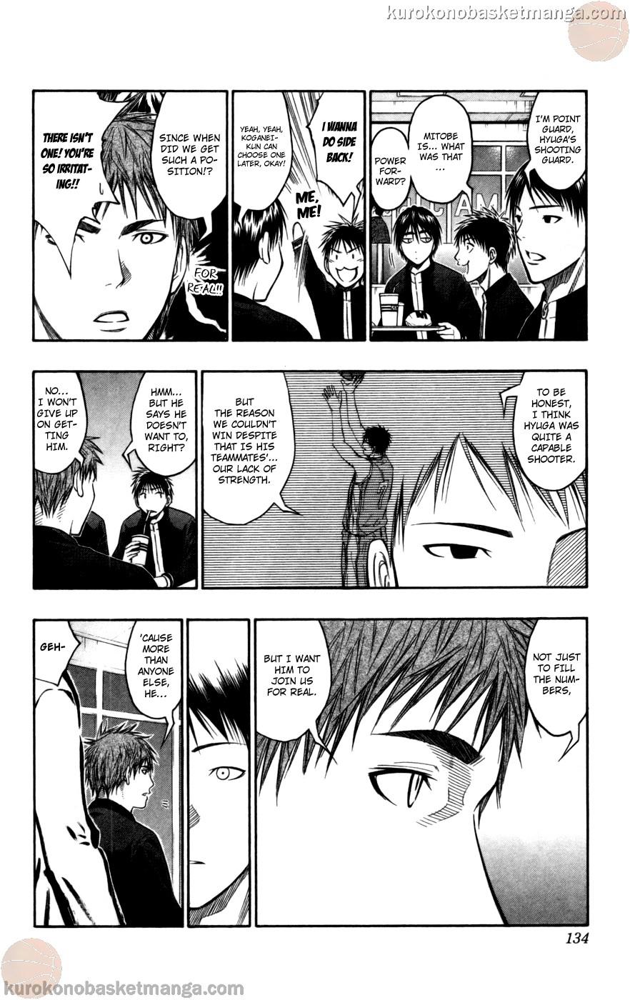 Kuroko no Basket Manga Chapter 96 - Image 08