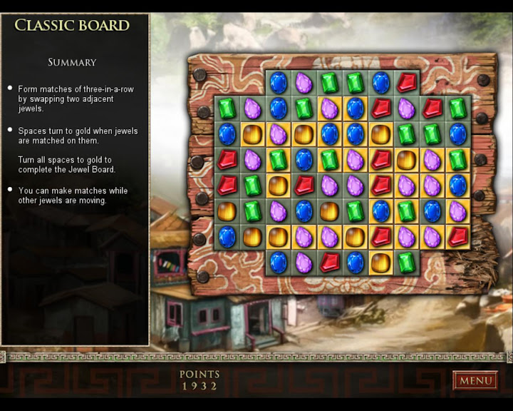 jewel quest level 18