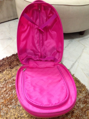 Macam Macam Ada Disney Princess Gracious Heart Luggage