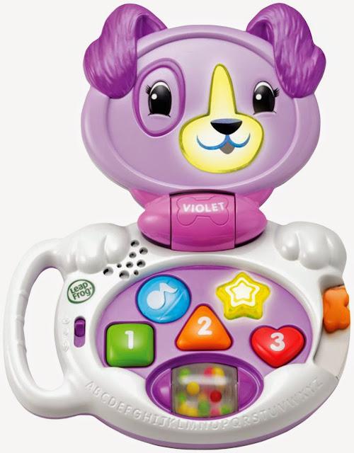 Đồ chơi Laptop cún con LeapFrog với màu sắc sinh động