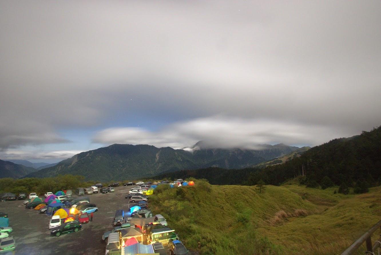 合歡山北峰之旅