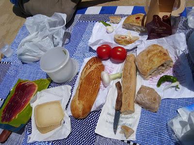 フランス風ピクニック