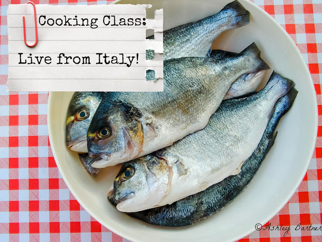 Cooking Class: Live from Italy!