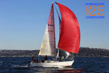 J/29 Slick sailing Seattle
