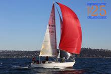 J/29 Slick sailing Seattle